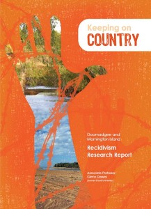 Keeping on Country Report Front Cover